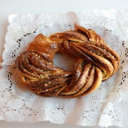 Kringle Estonia, roscón de reyes estonio
